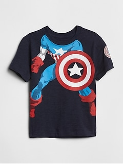 babyGap &#124 Marvel&#169 Graphic T-Shirt