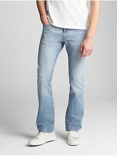 Boot Jeans with GapFlex