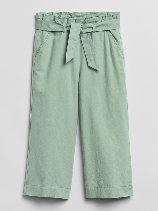 Tie Belt Culottes by Gap