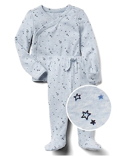 Favorite Starry Long Sleeve Set