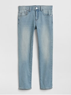 Slim Jeans in Wearlight