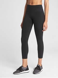 GFast High Rise 7/8 Leggings in Eclipse