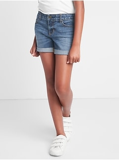 Midi Shorts with High Stretch