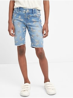 Butterfly Bermuda Shorts