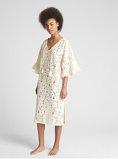 Dreamwell Eyelet Nightgown