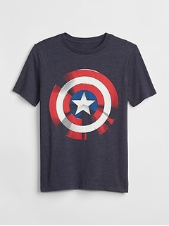 GapKids | Marvel© Graphic T-Shirt