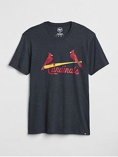 MLB Graphic Short Sleeve Crewneck T-Shirt