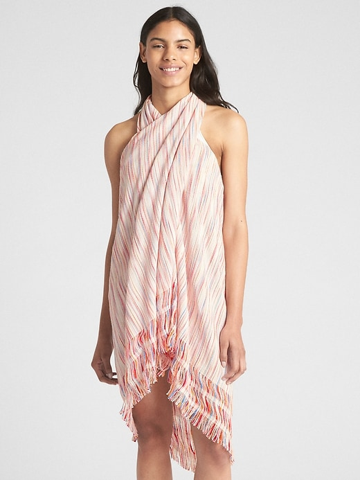 Stripe Beach Throw by Gap