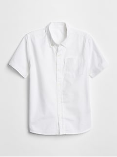 Uniform Oxford Short Sleeve Shirt