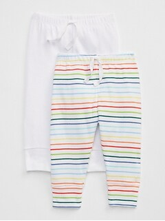Favorite Stripe Knit Pants (2-Pack)