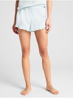 Dreamwell Ruffle Shorts