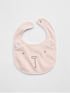 First Favorite Bear Bib