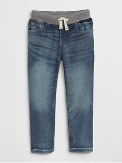 Slim Fit Jeans in Stretch
