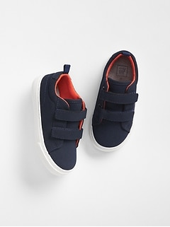 Toddler Strap Sneakers