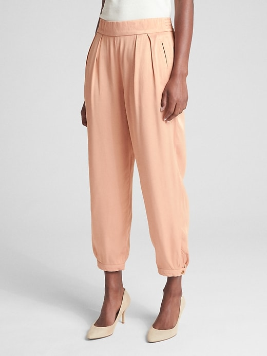 Pull On Drapey Pants by Gap