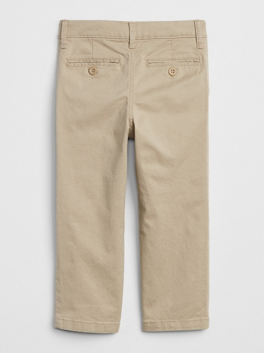 Toddler Khakis In Stretch
