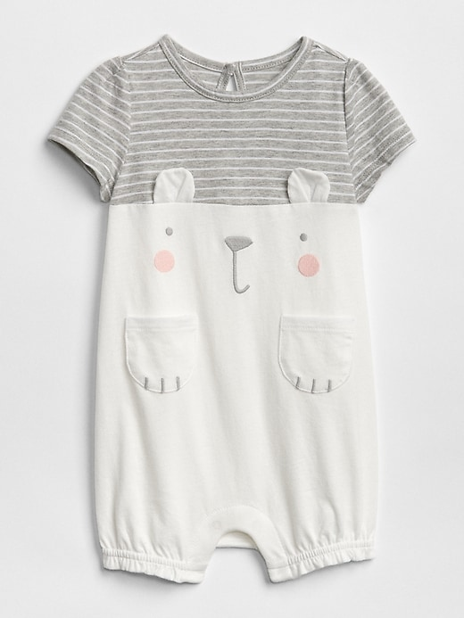 Critter Shorty One Piece by Gap