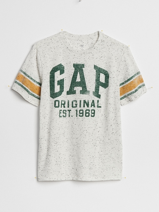 Logo Rugby T Shirt by Gap