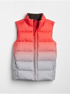 ColdControl Max Ombre Puffer Vest