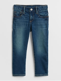 Toddler Slim Jeans with Washwell™