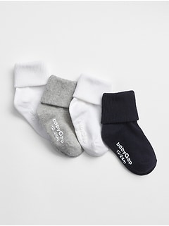 Roll Socks (4-Pack)