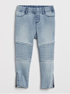 Indestructible Superdenim Moto Favorite Jeggings