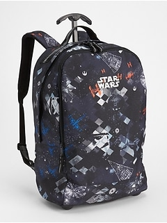 GapKids &#124 Star Wars&#153 Rollerboard Senior Backpack