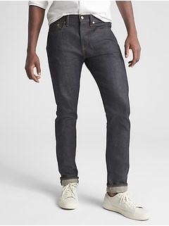 Selvedge Jeans in Slim Fit