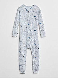 Organic Cloud One-Piece