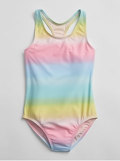 Rainbow Swim One-Piece