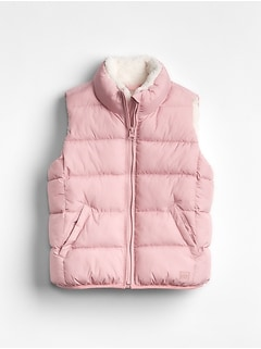ColdControl Max Sherpa Puffer Vest