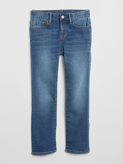 Kids Straight Jeans with Washwell&#153