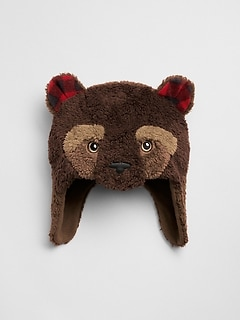 Bear Trapper Hat