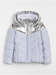 ColdControl Max Colorblock Puffer Jacket