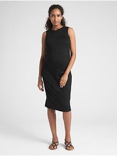 Maternity Softspun Tank Dress