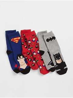 GapKids &#124 DC&#153 Crew Socks (3-Pack)