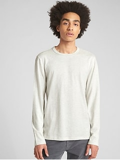 Long Sleeve Marled Classic T-Shirt