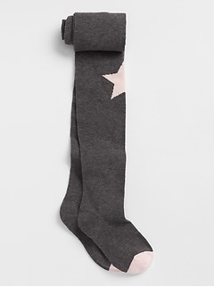 Star Graphic Tights