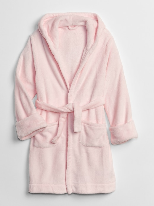 Kids Fleece Robe