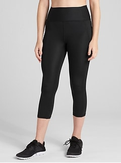 GapFit High Rise Capris in Sculpt Revolution