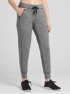GapFit Joggers in Brushed Tech Jersey
