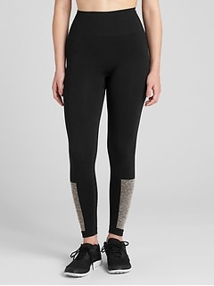 GFast Mid Rise Seamless 7/8 Leggings