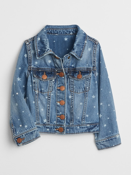 Star Denim Jacket by Gap