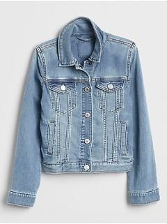 Kids Icon Denim Jacket