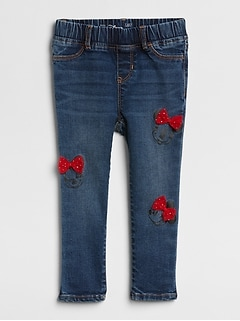 babyGap &#124 Disney Minnie Mouse Jeggings with Fantastiflex