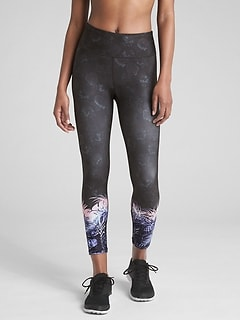 GFast Blackout Print  7/8 Leggings