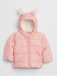 ColdControl Max Bunny Puffer Jacket