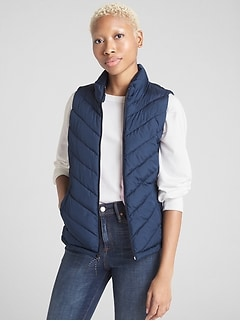 ColdControl Lite Quilted Puffer Vest