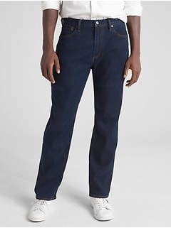 Soft Wear Jeans in Standard Fit with GapFlex