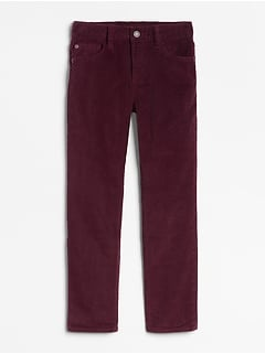 5-Pocket Cord Pants